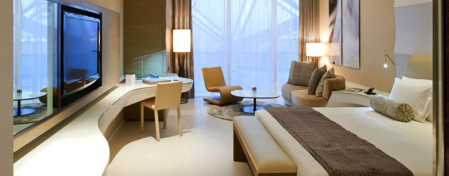 Yas Viceroy Abu Dhabi - Deluxe King Room