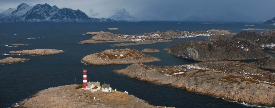 Magia Artica - Norway Lofoten, Lighthouse © CH - Visitnorway.com