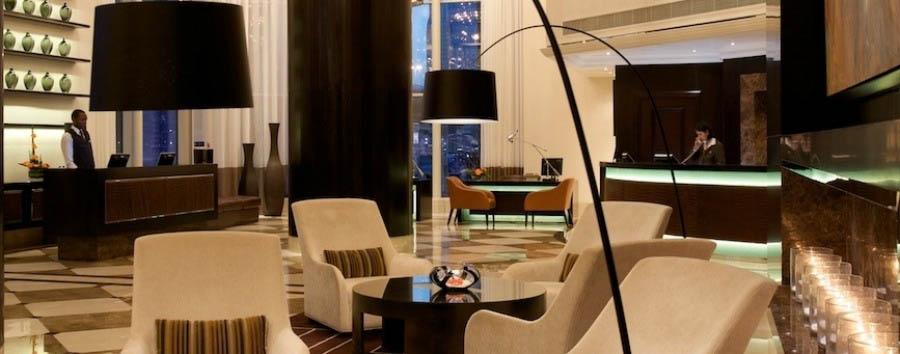 Towers Rotana Hotel - The Lobby