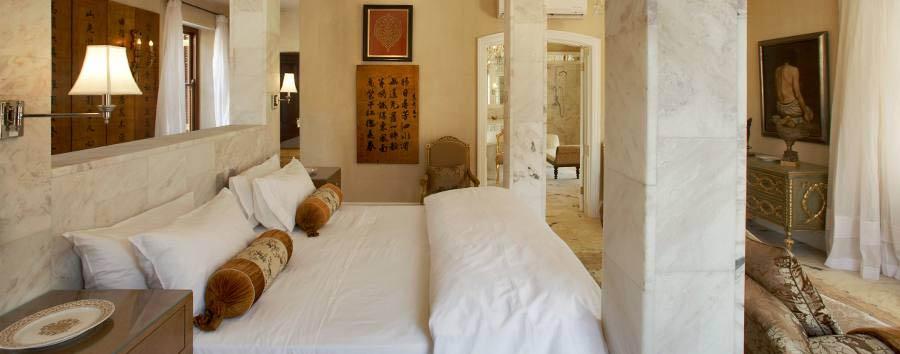 La Résidence - Room 3, Frangipani
