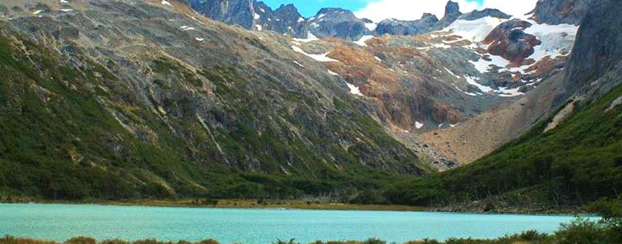 Adventure at the end of the world - Argentina Tierra del Fuego National Park - Laguna Esmeralda