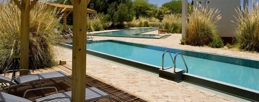Hotel de Larache - Pool area