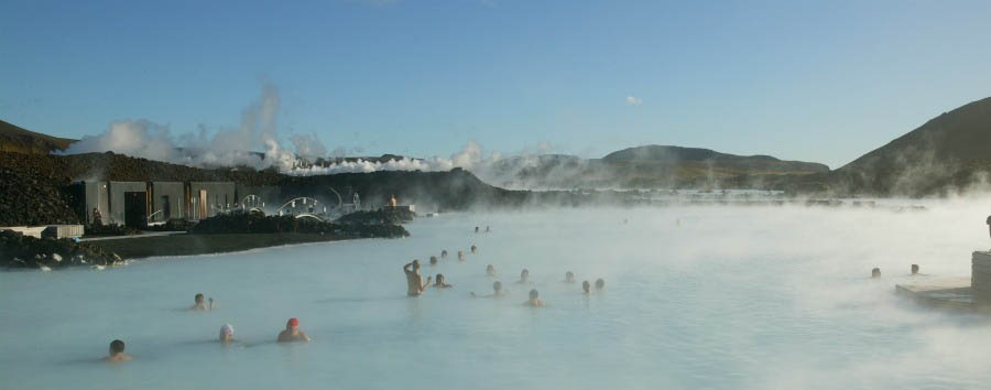 La vita segreta di Walter Mitty - Iceland Blue Lagoon - Courtesy of Iceland Travel