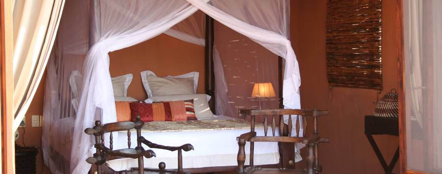 Okahirongo Elephant Lodge - Double Room
