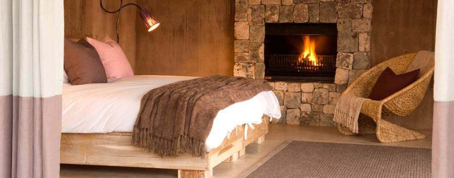 Onguma The Fort - Bush Suite interior