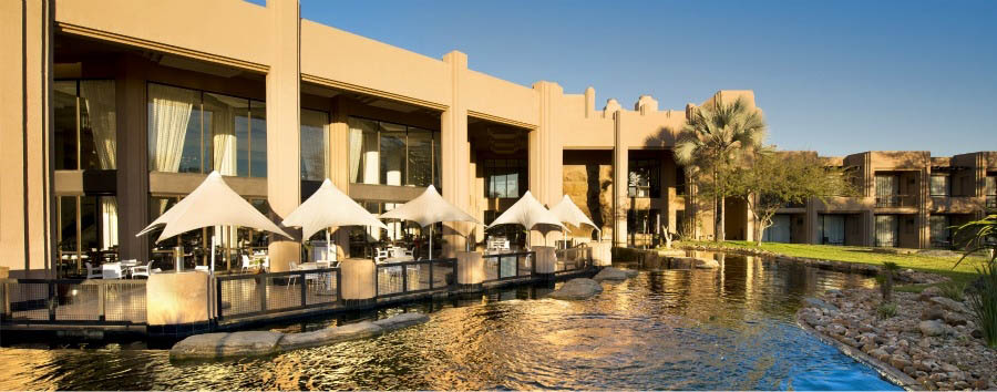 Windhoek+Country+Club+Resort+-+Resort+Exterior+at+Daylight