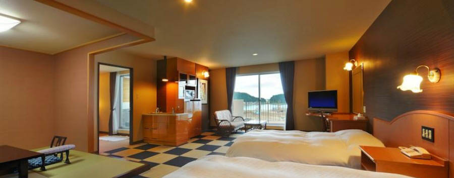 Shiretoko Noble Hotel - Room Sample
