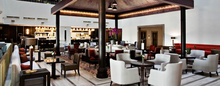 Marti Istanbul Hotel - Quad Restaurant & Bar