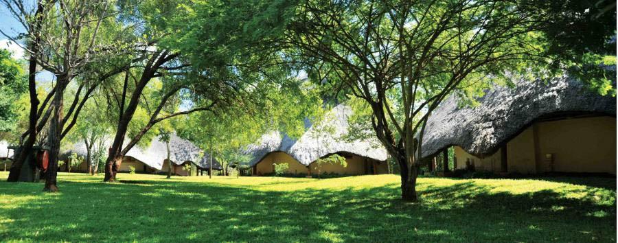 Lokuthula Lodge -