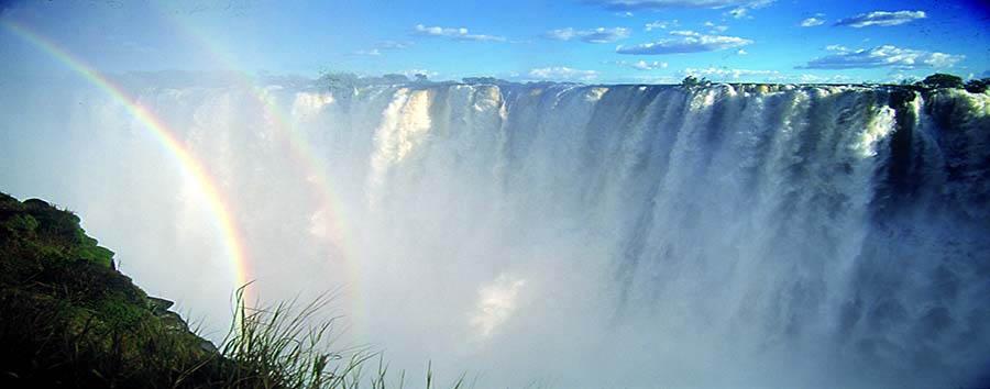 Zimbabwe, terra indimenticabile - Zimbabwe Victoria Falls Rainbow