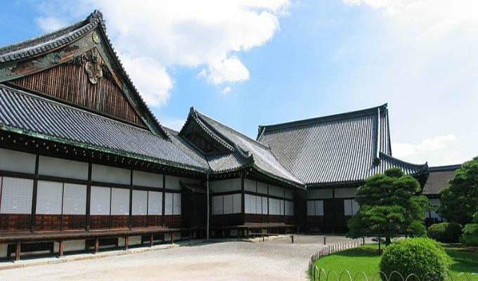 Ninomaru palace of Nijō Castle, Kyoto - Japan