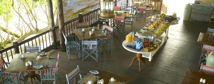Anantara Medjumbe Island Resort & Spa - Jahazi Restaurant