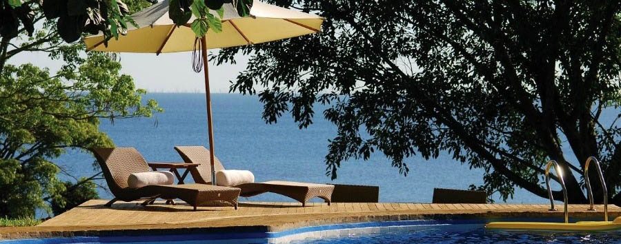 Incanto argentino - Argentina Puerto Valle Hotel de Esteros, Pool Area