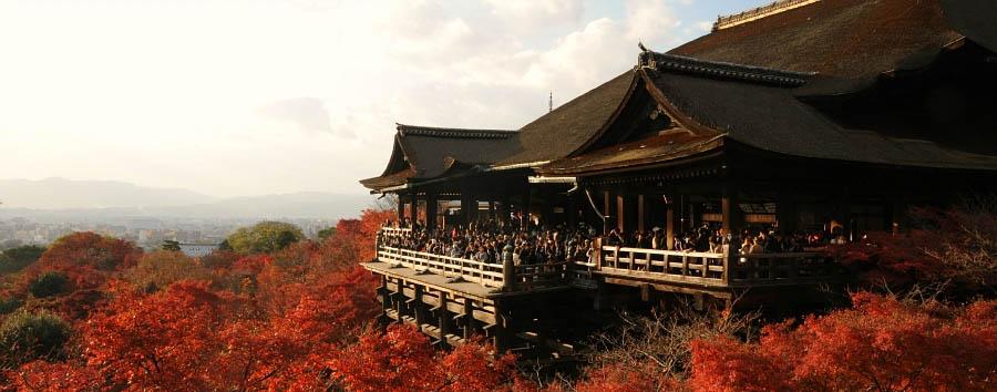 Giappone segreto - Japan Kyoto, Kiyomizu Temple