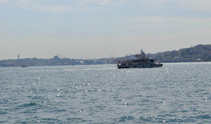 Istanbul, Cruise on the Bosphorus - Turkey