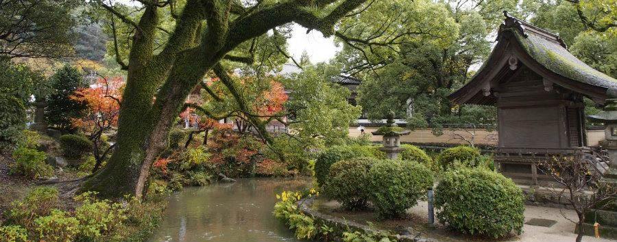 Kyushu, culla della civiltà - Japan Fukuoka, Dazaifu Tenman-gu Shrine