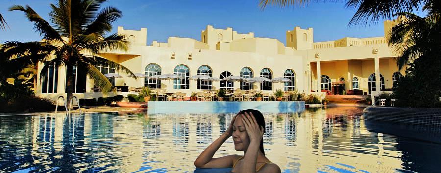 Hilton Salalah - Hotel pool