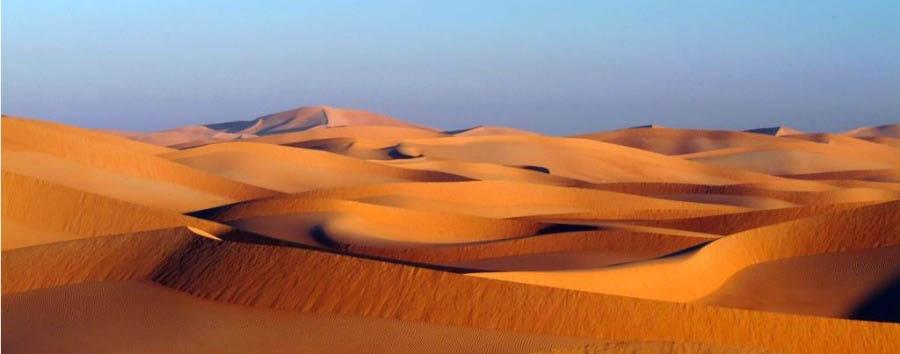 L'antica costa dei pirati - Oman Wahiba Sands © Khalil Al Zadjali