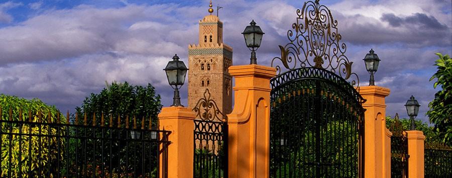 Marrakech à La Sultana - Marrakech Le jardin de la Koutoubia