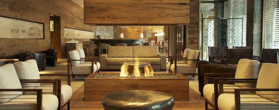Gran Hotel Colonos del Sur - Lounge