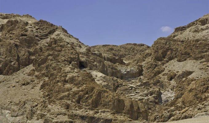 Qumran Cave - Israel