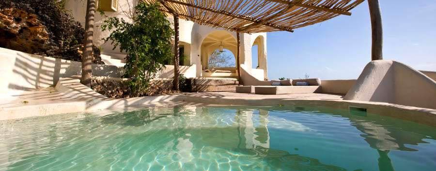 Kilindi Zanzibar - Pavilion pool