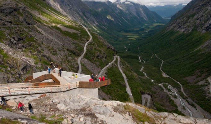 Trolls Path © Terje Borud - Visitnorway.com - Norway