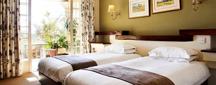 Ilala Lodge - Standard room interior