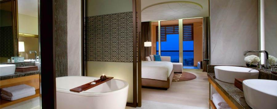 Park Hyatt Abu Dhabi Hotel and Villas - Standard Park King Room Bathroom