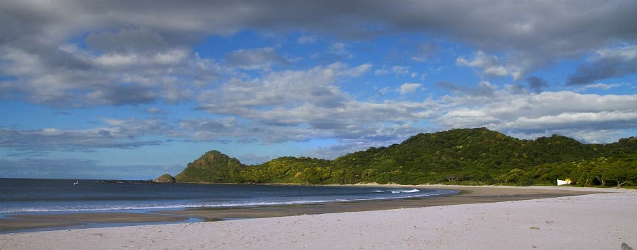 Highlights of Nicaragua - Nicaragua San Juan del Sur, Morgan's Rock Main Beach