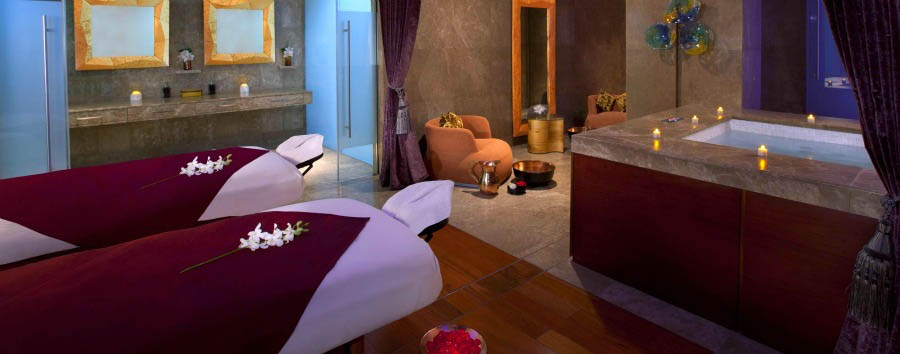 Jumeirah at Etihad Towers - Couple Treatment Spa Room