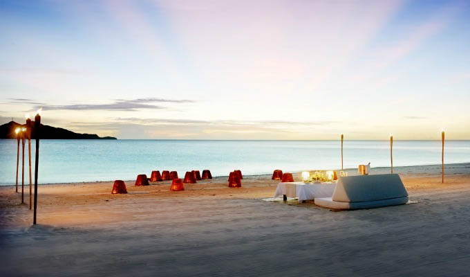 Amanpulo, Beach Barbecue - Philippines