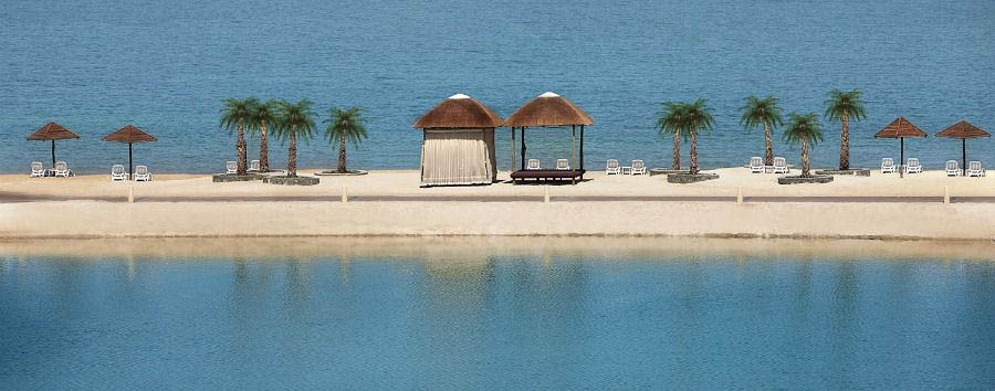Ras Al Khaimah - The Cove Rotana Resort, The Beachfront