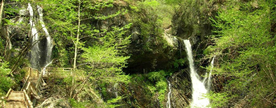 Discovering Tokyo - Japan Nikko, Kirifuri Falls