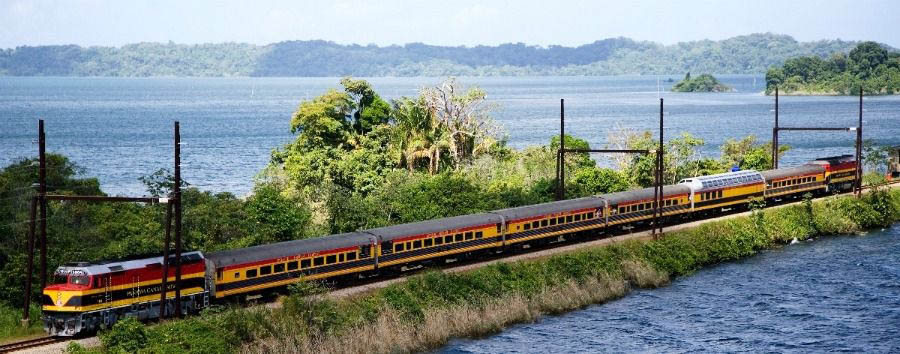 Highlights of Panama - Panama Train from Colon to Panama City
