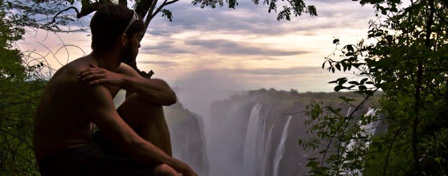 Sposi tra  Botswana e Zimbabwe  - Zimbabwe Victoria Falls, © Filippo Brunetti