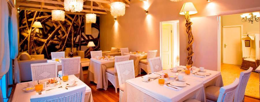 Swakopmund Guest House - Dining Room