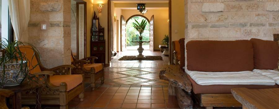 Kenya, AfroChic Special - Kenya AfroChic Diani, Hotel Lobby