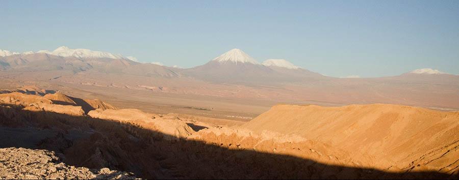 Cile,  Charming Atacama - Chile Atacama Desert view