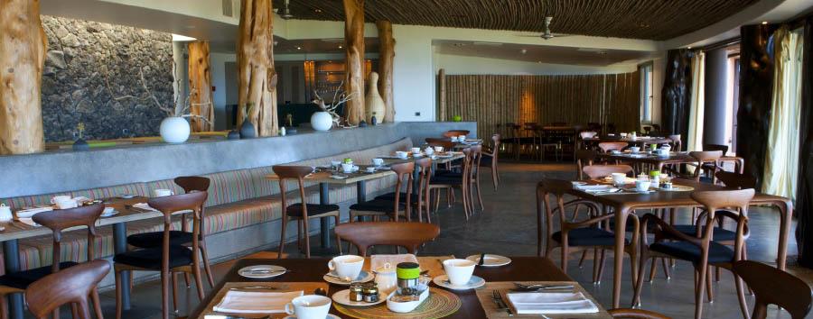 Hangaroa Eco Village & Spa - Poerava Restaurant