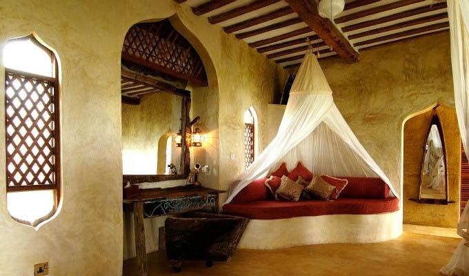 Matemwe Retreat, Seating area - Zanzibar