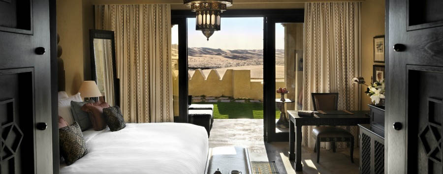 Qasr Al Sarab Desert Resort & Spa by Anantara - Deluxe Garden View Room
