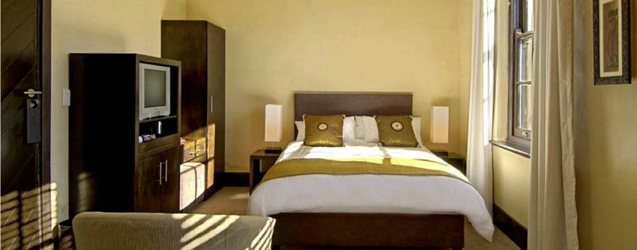 Clanwilliam Lodge - Double room