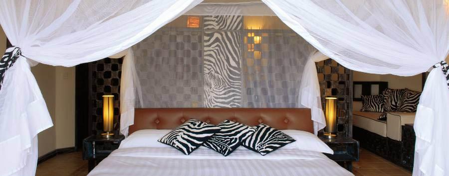 AfroChic Diani - Suite interior