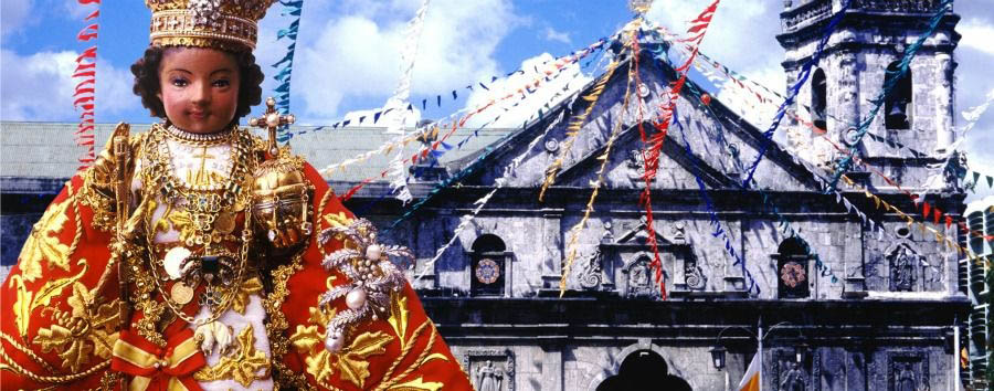 Culture & Lifestyle - Philippines Cebu, Santo Niño Church