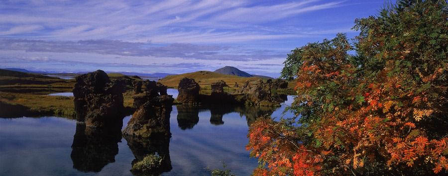 Dagli altopiani alle pianure - Iceland Lake Myvatn - Courtesy of Iceland Travel