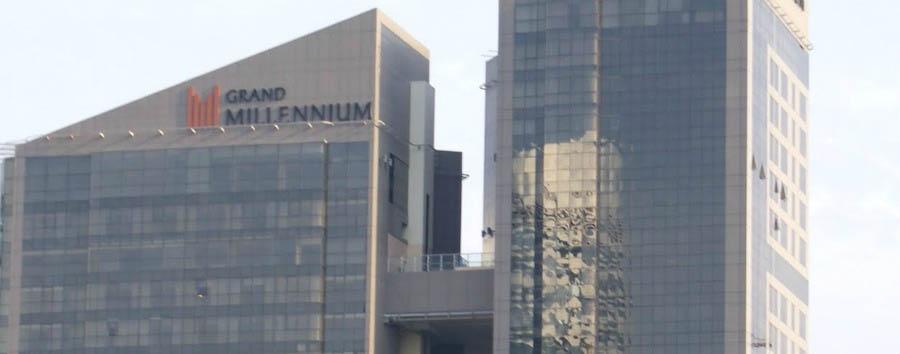 Grand Millennium Dubai - Hotel Exterior