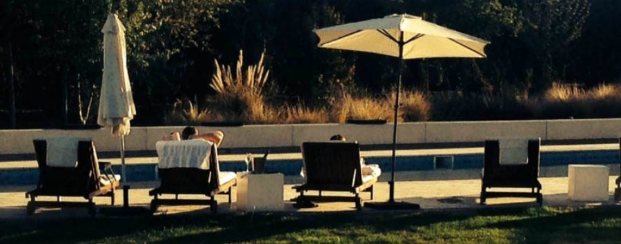 Love is in the Wine - Argentina Entre Cielos, Pool Area