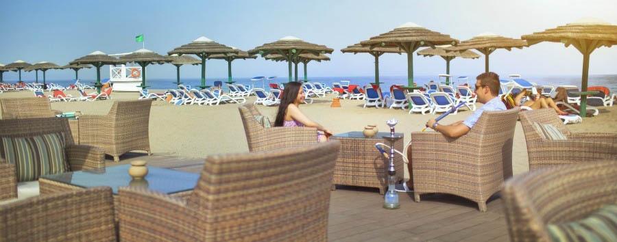 Shopping & Beach - Fujairah Fujairah Rotana Resort & Spa, Shrakeys Beach Bar