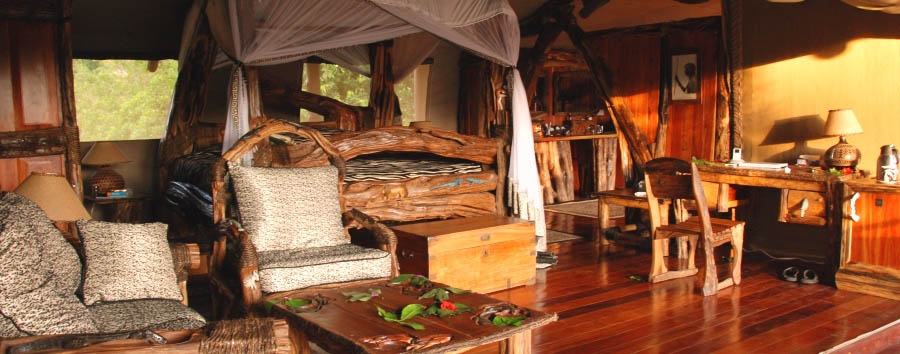 Kenya, Safari Classique - Kenya Your luxury accommodation at Royal Mara Safari Lodge